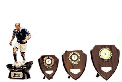 Sports Day Trophies, Glassware, Sales Awards and Engraving Service